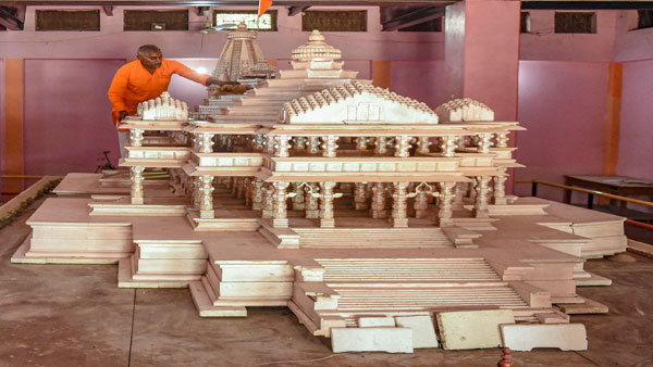 Ram Temple project likely to cost Rs 1,100 cr: Trust official