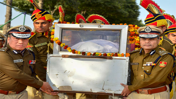 Delhi violence: Autopsy report claims Delhi Police head constable Ratan Lal died of bullet injury