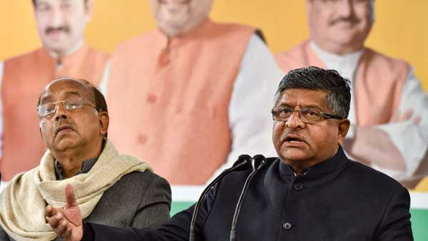 Concerned about abuse social media, fake news; cos should be accountable: Ravi Shankar Prasad