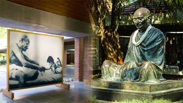 Namaste Trump: Five things you need to know about Sabarmati Ashram