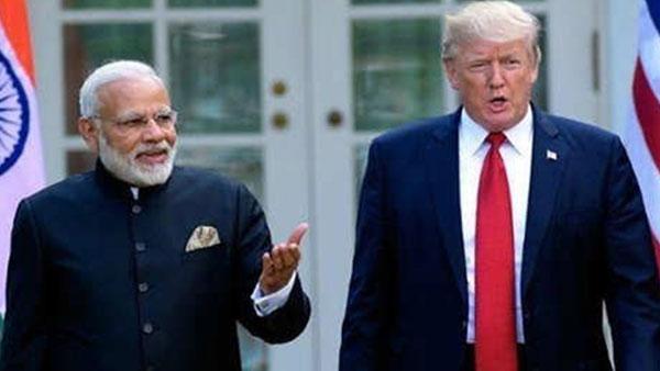 It will be 'Namaste Trump'