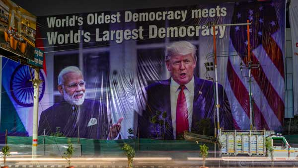 From H-1B visas to trade, Congress throws questions at Modi before Trump visit