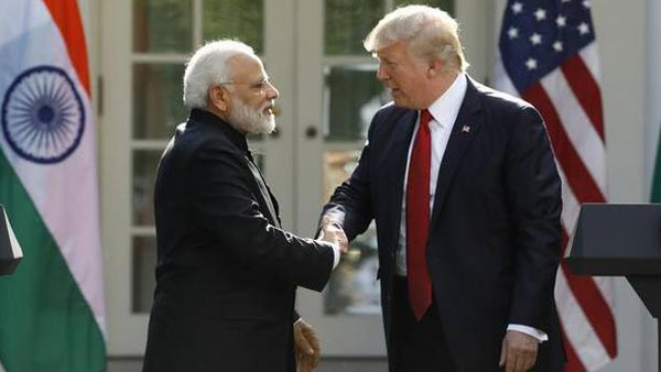 Not treated very well by India: Trump raises doubts over trade deal