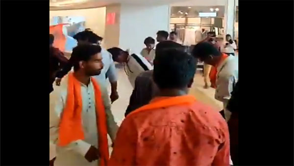 V-Day: 5 Bajrang Dal workers arrested for vandalising mall, restaurant in Hyderabad