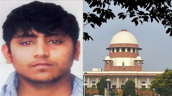 Nirbhaya Case: Supreme Court rejects Vinay Sharmas plea challenging mercy plea rejection
