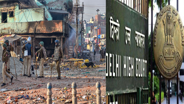 Delhi violence: HC directs police to respond by 12:30 pm on plea