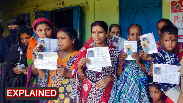 Explained: The link between Indian citizenship and the voter identification card