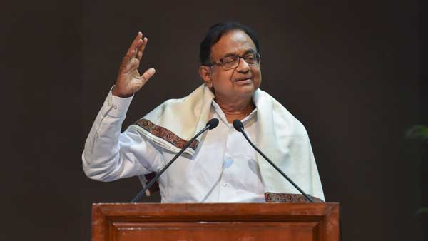 Whoever drafted grounds of detention for Abdullah, Mufti needs to be sacked: Chidambaram