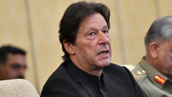 Pakistan no longer a safe haven for terror groups: Imran Khan
