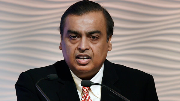 Mukesh Ambani pitches for push to manufacturing
