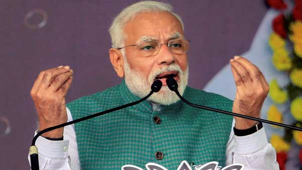 Shaheen Bagh, Jamia protests are not mere coincidence but an experiment, says Modi