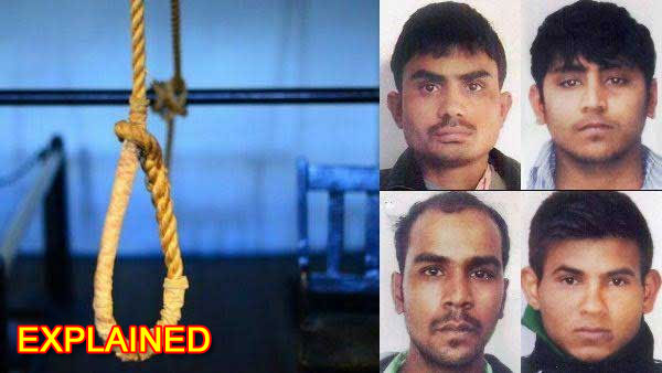 Nirbhaya: The drop at the gallows explained