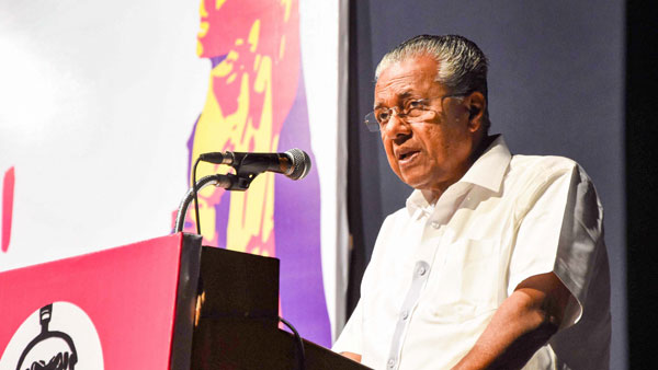 People's negligence led to spike in COVID-19 cases in Kerala, says CM Pinarayi Vijayan