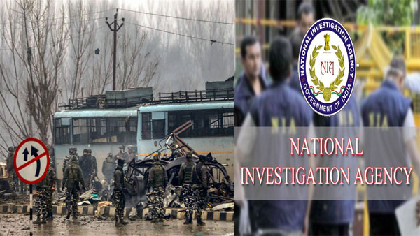 Father-daughter duo arrested by NIA in connection with Pulwama attack