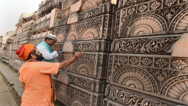 Construction of Ram Mandir in Ayodhya to begin in April