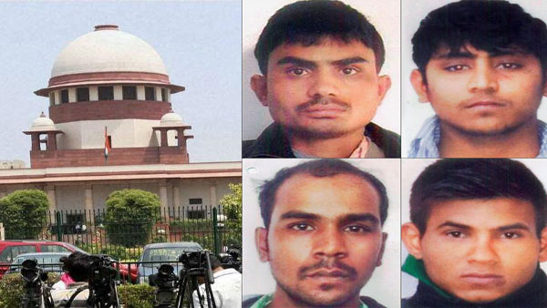 SC junks curative plea filed by Nirbhaya's killer