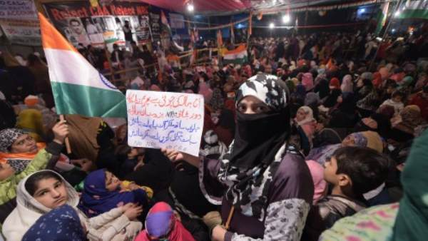 BJP poll video on Instagram features Shaheen Bagh protests