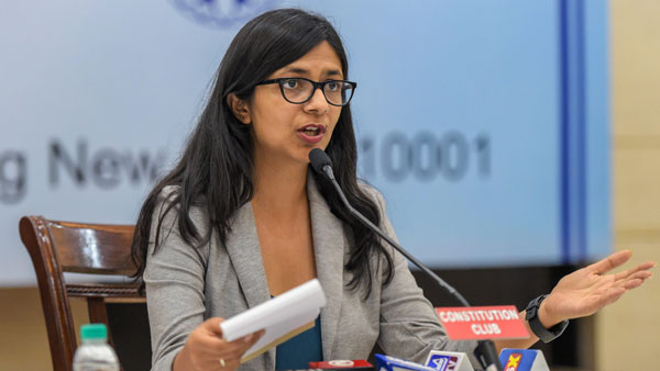 Will always miss him: DCW chief announces divorce with AAP leader Navin Jaihind