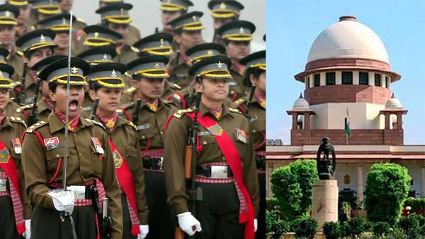 Centre's view on women officers in Army disturbing: Permanent service commission to apply says SC