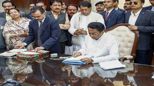 All 22 MLAs in Kamal Nath cabinet resign to make way for Scindia camp