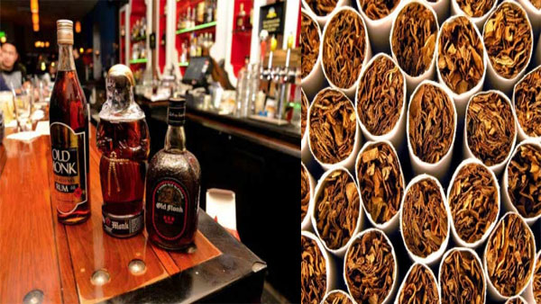 Coronavirus outbreak: Central government bans sale of liquor, tobacco during extended lockdown