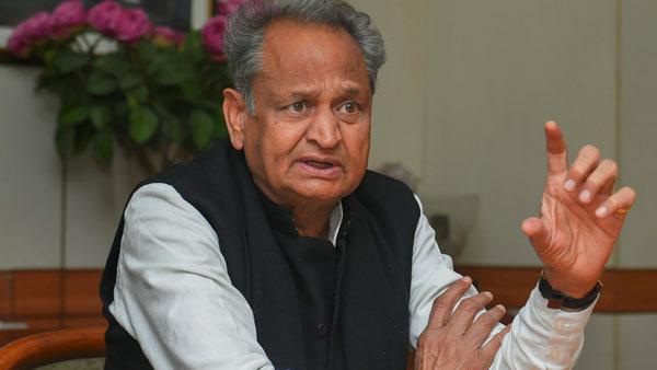 Scindia betrayed people's trust, ideology: Gehlot