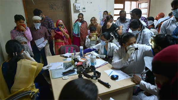 Coronavirus cases in India rises to 223