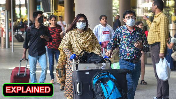 Explained: The Indian advisory on coronavirus