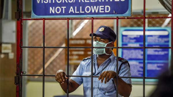 Coronavirus: 22-year-old man booked for dumping used masks at open space
