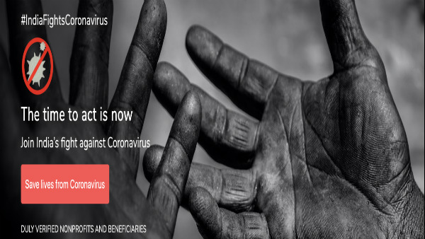Do care to share: GiveIndia launches mission to support COVID-19 hitfamilies
