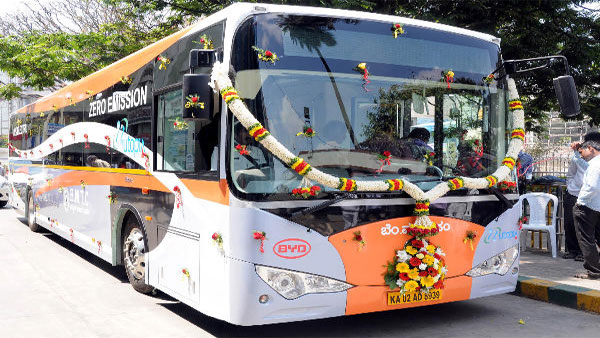 Decision on electric buses welcome says Namma Bengaluru Foundation