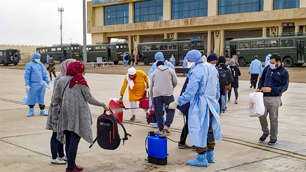 4th batch of 53 Indians evacuated from coronavirus-hit Iran