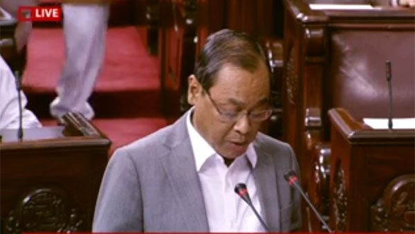 Justice Gogoi allotted seat 131 in RS: Opposition walks out in protest