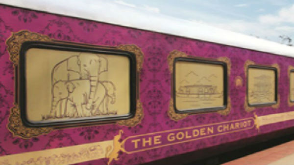 IRCTC takes over operation of luxury train Golden Chariot