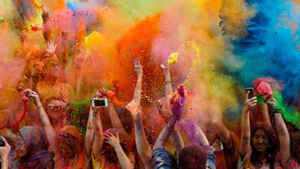 Holi 2020: When, why is it celebrated in India - Oneindia News
