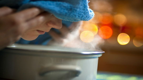 Fake: Inhaling hot water steam does not kill coronavirus
