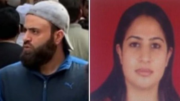 Couple arrested for ISIS links are being framed says family