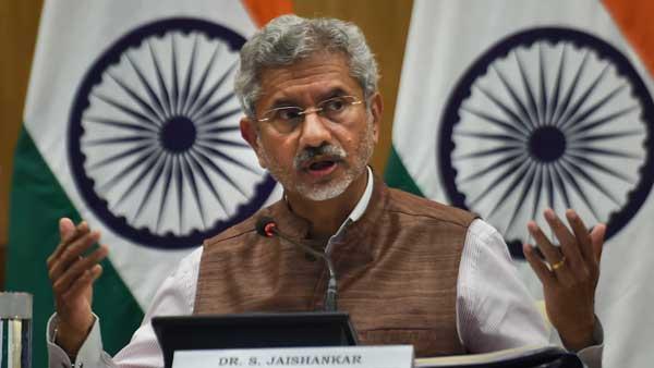 US-Taliban deal is like Pakeezah movie: Jaishankar