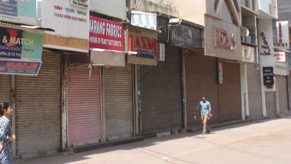 Janata curfew: People stay indoors, shops closed and roads deserted