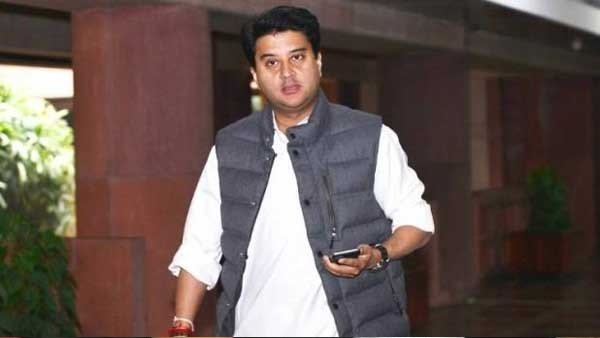 Jyotiraditya Scindia, mother admitted to hospital: COVID-19 test awaited