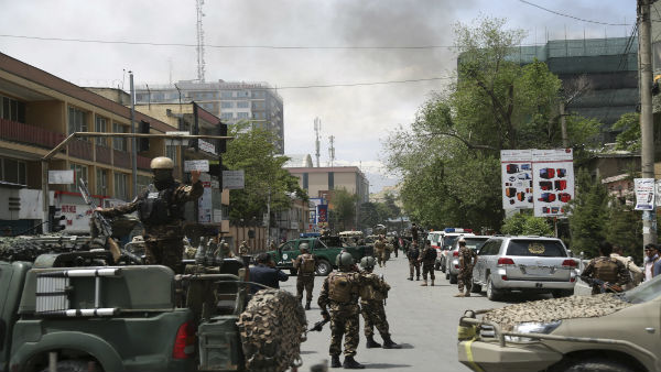 Islamic State claims attack on Sikh worshippers in Kabul Gurdwara, death toll rises to 11