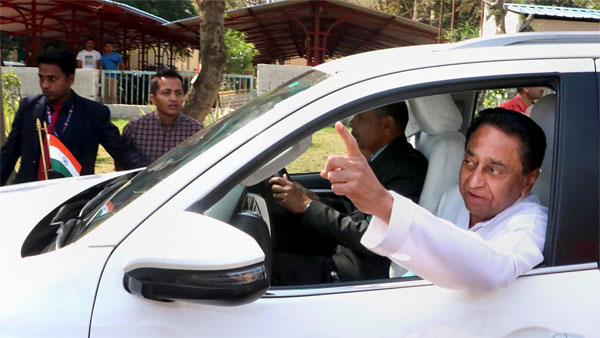 Congress govt facing crisis in MP as Kamal Nath underestimated new generation: Shiv Sena