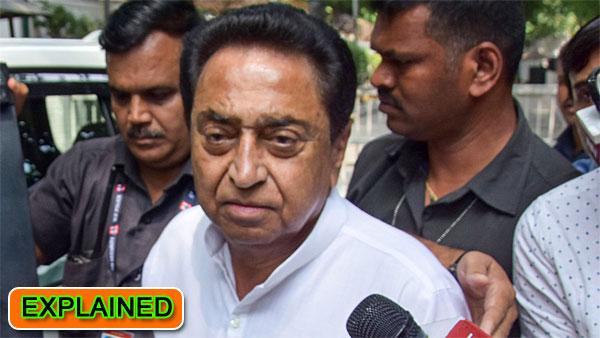 Explained: How BJP's 'Operation Lotus' will impact Kamal Nath's govt in Madhya Pradesh
