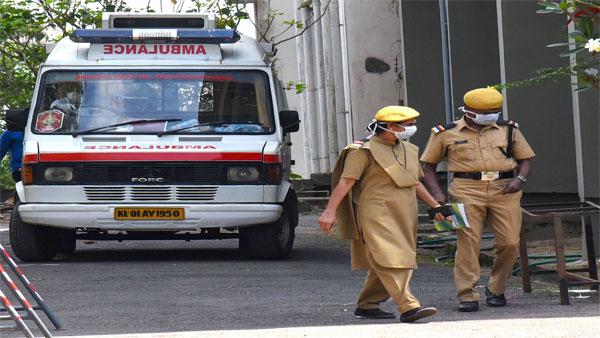 Kerala man admitted to coronavirus isolation ward dies