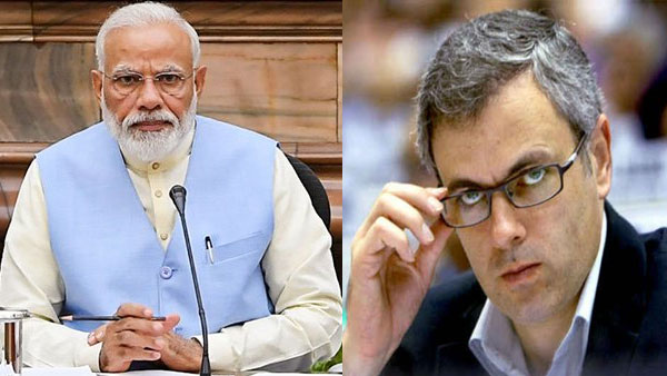 Modi appreciates Omar Abdullahs call for social distancing following his uncles death