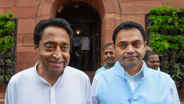 Confident that govt will survive: Kamal Nath's son amid Madhya Pradesh crisis