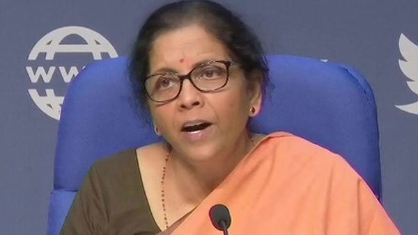 Sitharaman refutes Rahul Gandhi's claims on loan write off, says Congress misled people