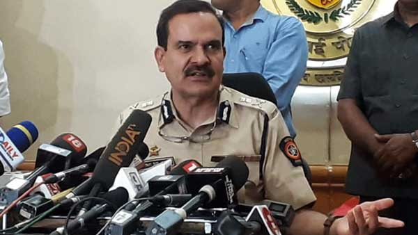 Param Bir Singh is new Mumbai Police Commissioner