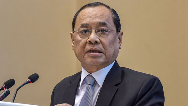 Is Justice Gogoi the first former CJI to make it to the Rajya Sabha?