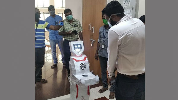 Soon, Humanoid robots to help combat COVID-19 in India